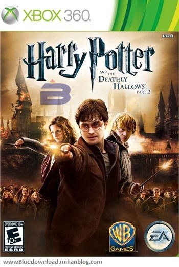 Harry Potter and the Deathly Hollows Part 2