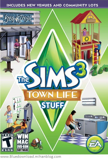the sims life style cover